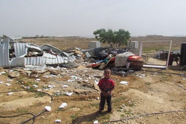 Demolition_ children palestine israel idf gaza