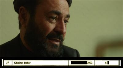 Ghairat Baheer was arrested in his home in Islamabad in October 2002 [Singeli Agnew/ Al Jazeera]