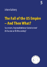 The Fall of the US Empire Cover