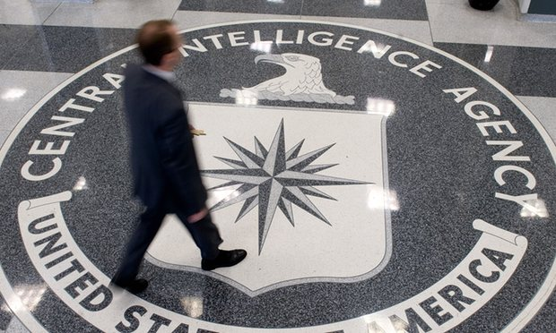 Some human rights campaigners described the act of naked photography on unwilling detainees as a potential war crime by the CIA. Photograph: Saul Loeb/AFP/Getty Images