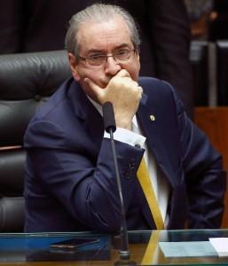House Speaker Eduardo Cunha. Photo: Dida Sampaio/Estadao via AP