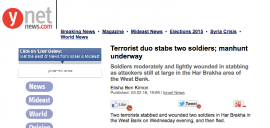 israel palestine terrorism antisemitism2 ynet