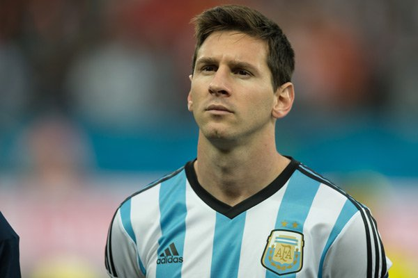 Argentine soccer player Lionel Messi. Photo: Shutterstock / CP DC Press