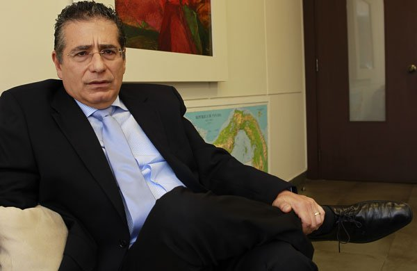 Mossack Fonseca co-founder Ramón Fonseca.