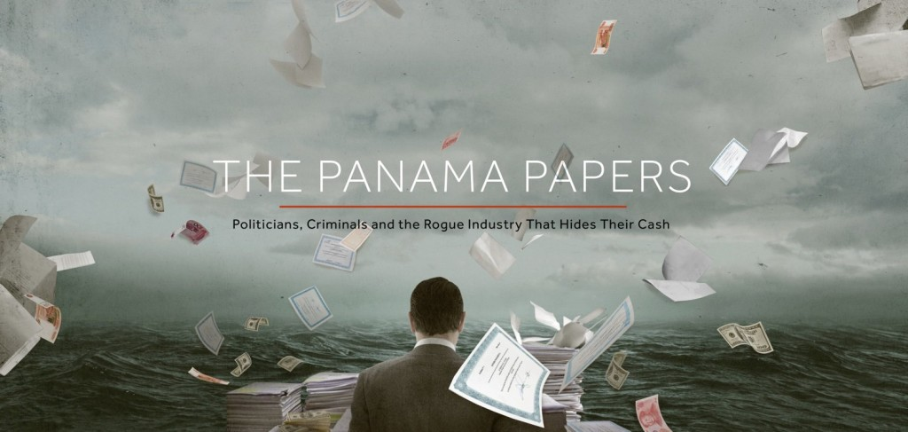 the panama papers logo