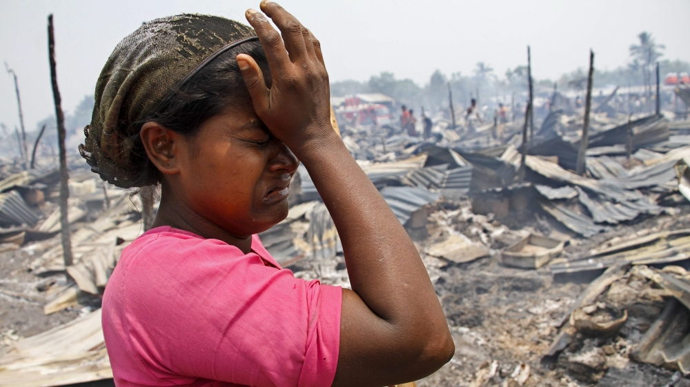 Muslims Rohingya burma myanmar camps suu kyi