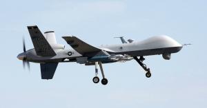 U.S. Reaper Killer Drone