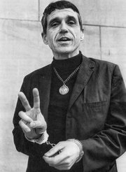 Father Berrigan served time for acts of civil disobedience.