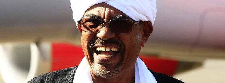Sudanese President Omar al-Bashir may be Europe's next partner in fighting migration from Africa. He's wanted on war crimes charges. Reuters