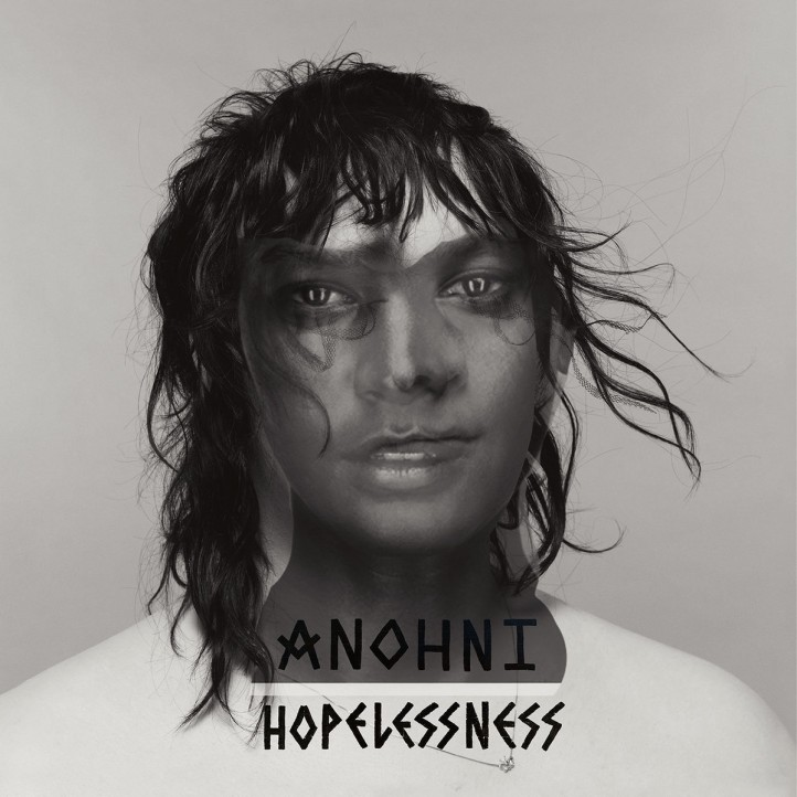 """Anohni's """"Hopelessness"""" tries a riskier approach to protest music: to make an unpleasant-sounding song on an unpleasant subject that practically dares people to listen to the end."""
