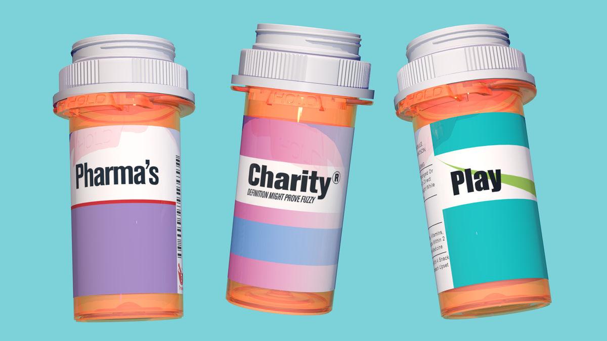 TRANSCEND MEDIA SERVICE » How Big Pharma Uses Charity