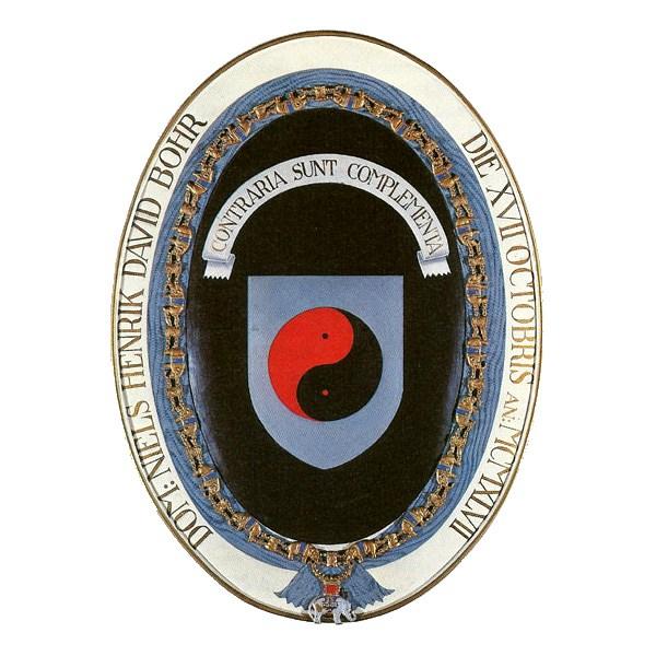 Niels Bohr's coat of arms