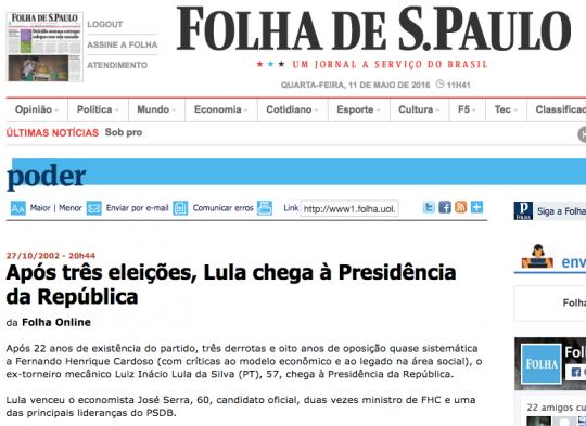 brasil temer golpe glenn impeachment