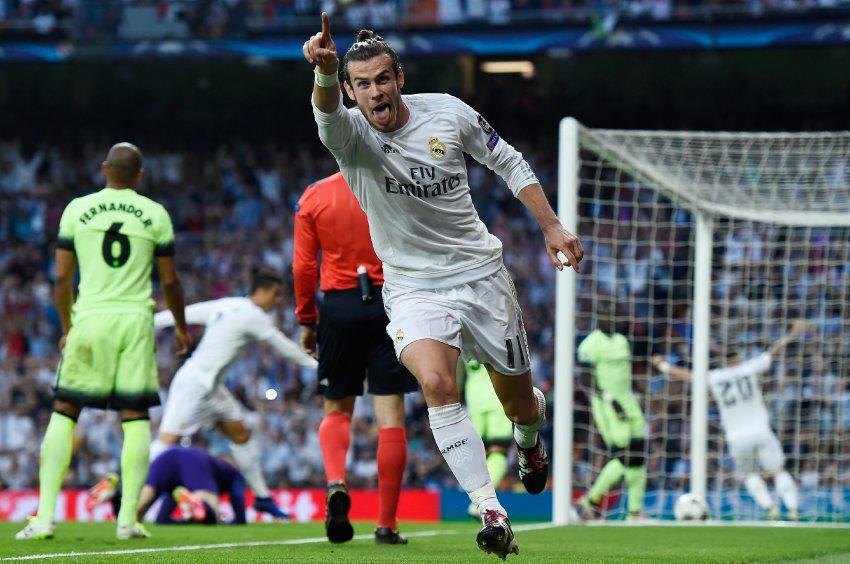 Real Madrid star forward Gareth Bale Getty Images