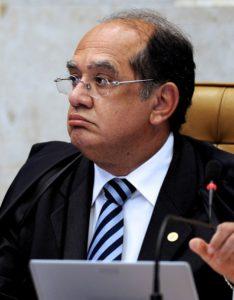 Brazilian Supreme Court President Gilmar Mendes on Nov. 18, 2009. Photo: Evaristo Sa/AFP/Getty Images