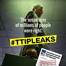 greenpeace ttip leaks
