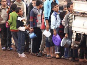 siria-fame refugees syria migrants