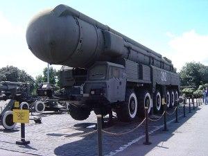 Soviet SS-20 missile