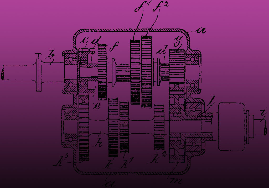 78109_gearing_lg machine diagram