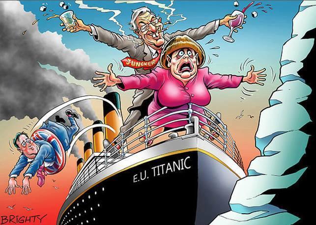 eu titanic brexit
