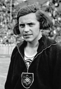 Dora Ratjen in 1937. Credit Ullstein Bild via Getty Images