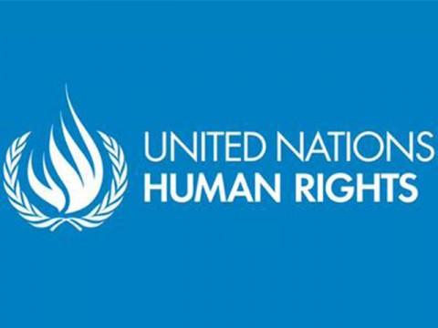 Logo United Nations Human Rights