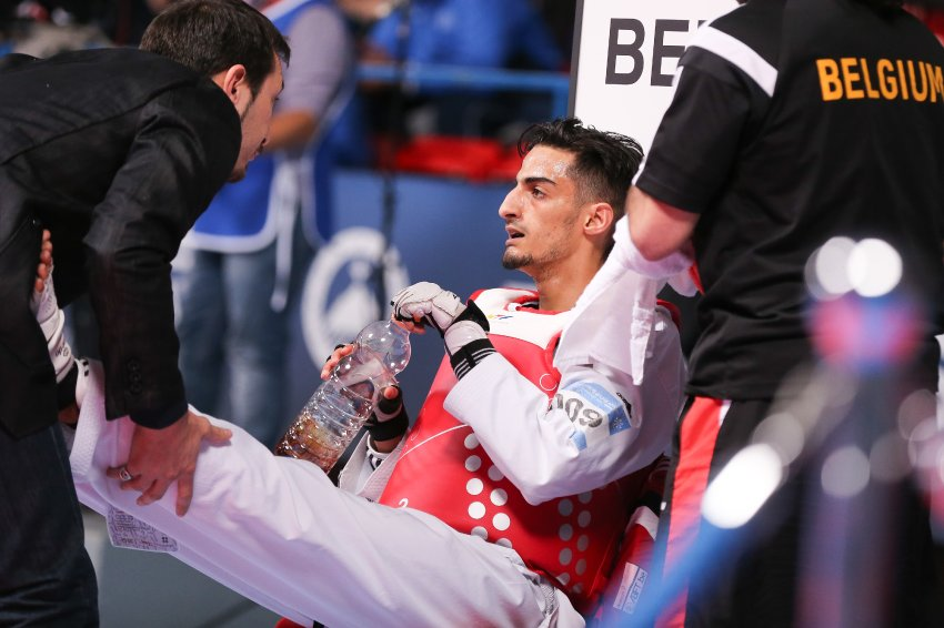 Mourad Laachraoui won the European Taekwondo Championships in Montreux, Switzerland, in May, just two months after his brother Najim detonated a bomb at the Brussels international airport. He will soon travel to the Olympic Games in Rio de Janeiro.