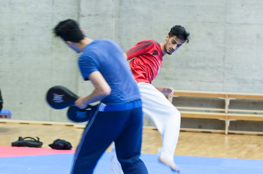 "Five days after the bombings, Mourad returned to his taekwondo training in Brussels. His coach told him, ""No one can choose his brother."""