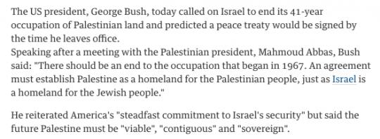 bush2-540x198 hillary israel palestine