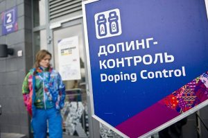 russia doping control olympics