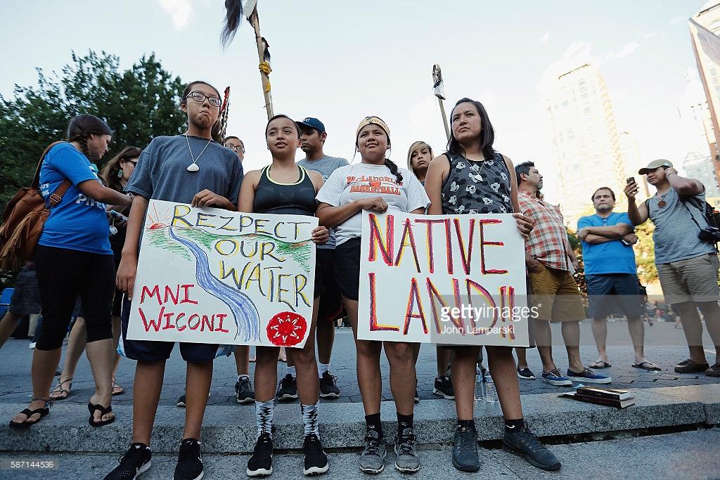 TRANSCEND MEDIA SERVICE » North Dakota's Standing Rock Sioux