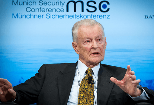 Photograph courtesy of Munich Security Conference, distributed under a CC-BY 2.0 license.