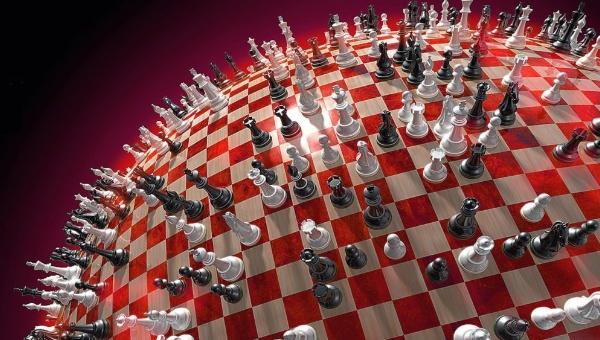 Las cartas se han vuelto a repartir. Y el gran tablero mundial, a diferencia de lo expresado por Brzezinski, tiene en América Latina a uno de sus principales terrenos de juego. | Foto: Archivo