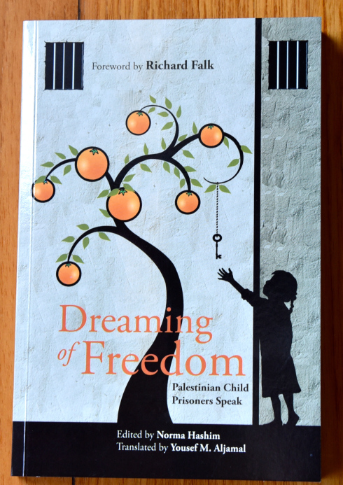 dreaming of freedom palestine child prisoners israel falk