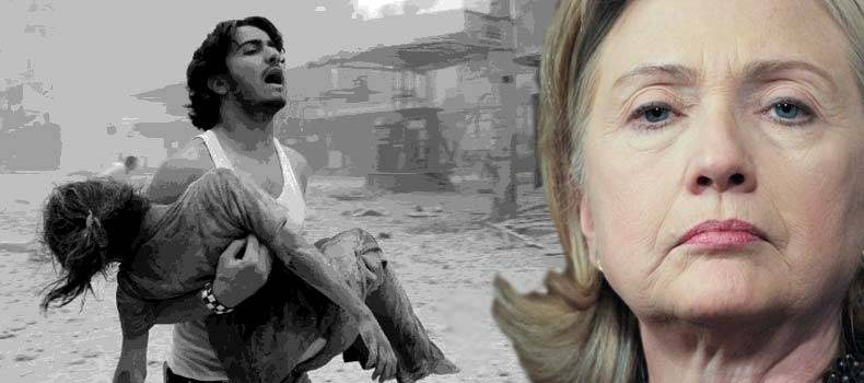 Syria-fight-Syria-for-Israel-790x350 hillary clinton emails