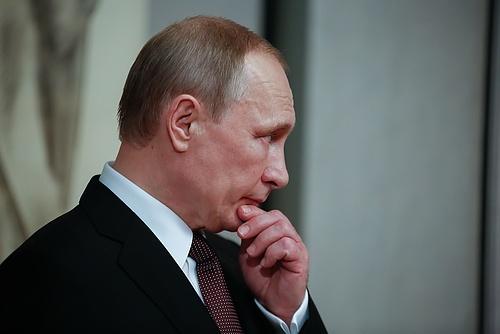Russian President Vladimir Putin Ververidis Vasilis | Shutterstock.com