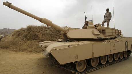Rearming Riyadh: US approves $1.15bn tank sale to Saudi Arabia (RT)