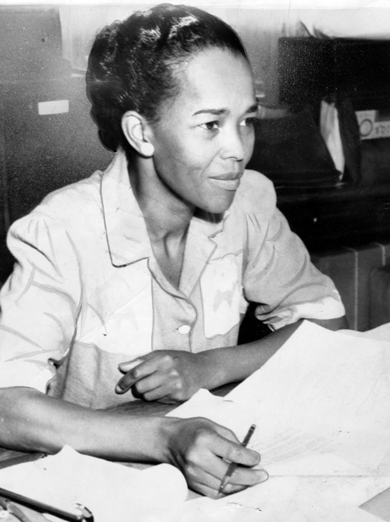 Ella Baker (Afro American Newspapers/Gado/Getty Images)