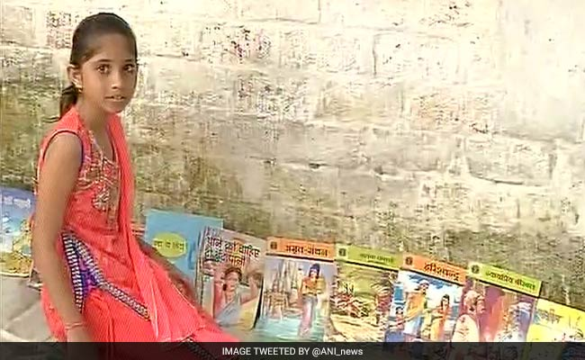 Bhopal resident Muskaan Ahirwar had started the library with 121 books.