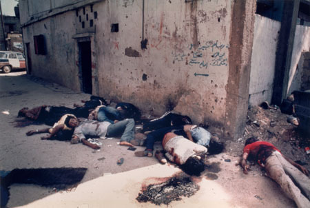 Sabra and Shatila Massacre September 15,1982 (image by Wikipedia)   License   DMCA