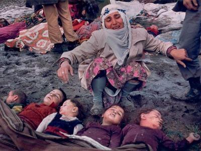 Sabra and Shatila Massacre September 15,1982 (image by Twitter User PalestineChron)   License   DMCA