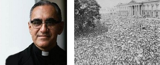 Salvadoran Archbishop Oscar Romero broke with Catholic tradition by caring for the poor. He paid for it with his life.