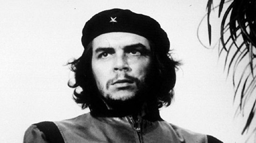 The revolutionary face of resistance against U.S. homicidal interventions. Two years after leading a rebellion against Washington's intervention in Bolivia, Che Guevara was murdered.