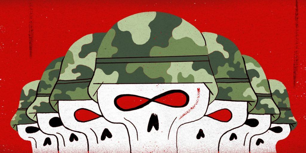 Illustration: Hanna Barczyk for The Intercept