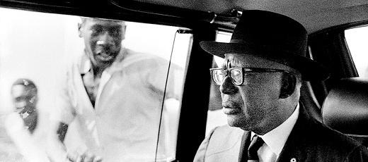 "U.S. puppet Francois ""Papa Doc"" Duvalier—a CIA murderer"