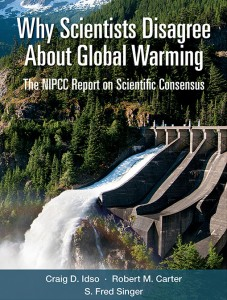 """""""Why Scientists Disagree About Global Warming"""" by Craig D. Idso, Robert M. Carter, S. Fred Singer. Photo: Heartland Institute"""