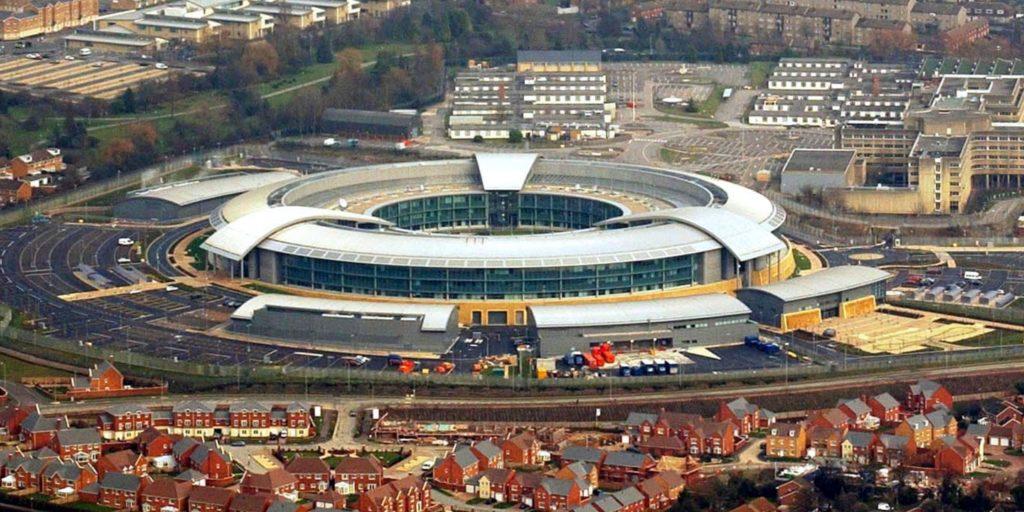 GCHQ Spy Agency Headquarters UK Photo: Barry Batchelor/PA Wire/Press Association Images