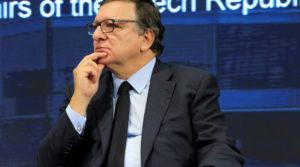 Jose Manuel Barroso © Pierre Albouy / Reuters