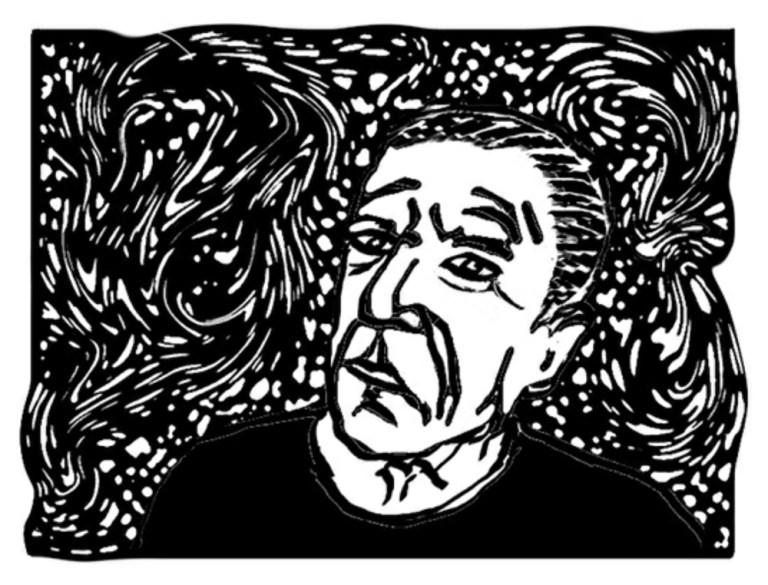 Self-portrait by Leonard Cohen from Fifteen Poems