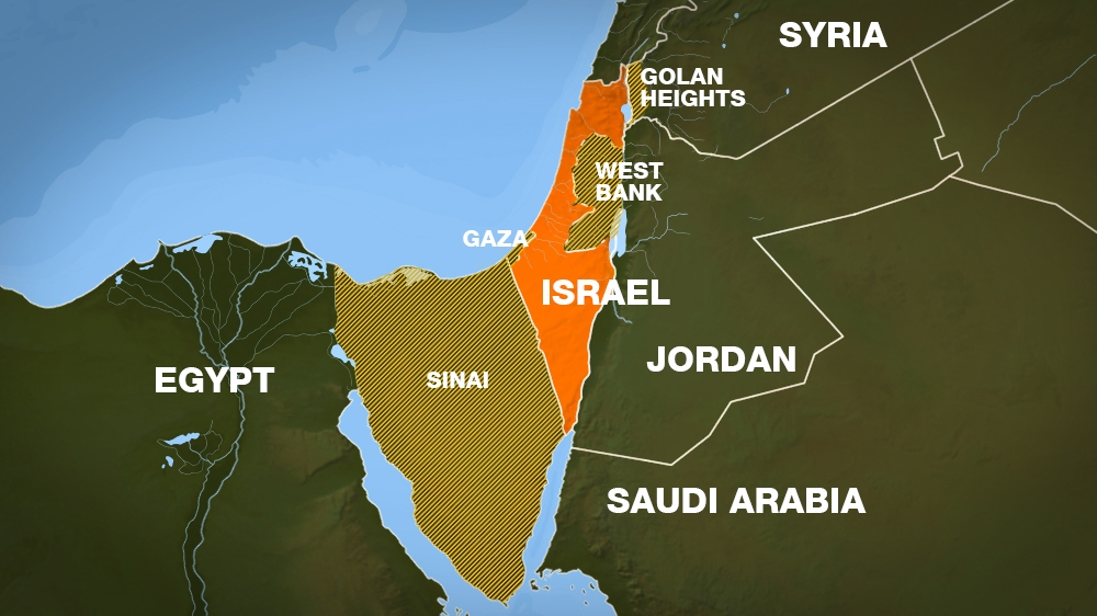 TRANSCEND MEDIA SERVICE » 1967 War: How Israel Occupied